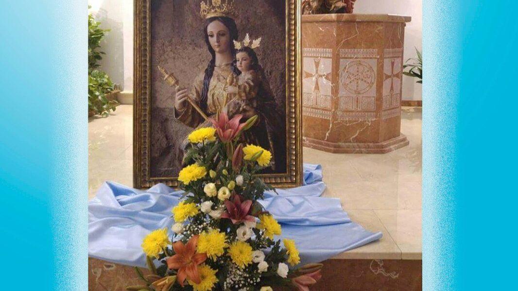 Santa misa a la festividad en Honor a Ntra. titular la Virgen del Buen Suceso
